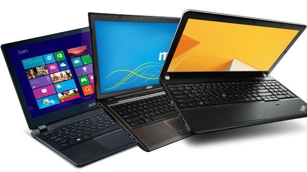 Laptop PC's