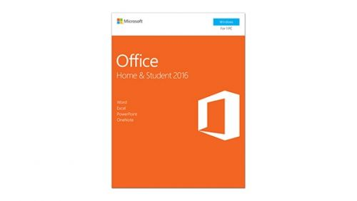 MS Office Home & Student 2016